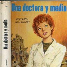 Libros de segunda mano: VIOLETA MOLINO : ROSSANA GUARNIERI - UNA DOCTORA Y MEDIA (1971). Lote 30973683