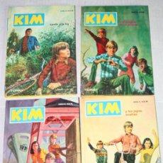Libros de segunda mano: LOTE OFERTA: TRES EJEMPLARES DE LA COLECCIÓN KIM (TORAY) Nº 3, 4 Y 10. Lote 31094372