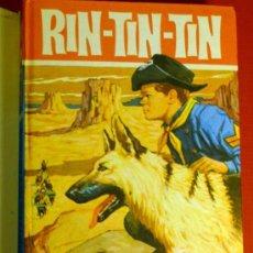 Libros de segunda mano: RIN-TIN-TIN .LA FRONTERA DEL ESTADO .EDITORIAL BRUGUERA 1965 .VER FOTOS. Lote 31211878
