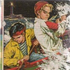 Libros de segunda mano: LA VUELTA AL MUNDO DE DOS PILLETES - EDITORIAL BRUGUERA. Lote 31571116