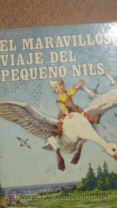 Libros de segunda mano: EL MARAVILLOSO VIAJE DEL PEQUEÑO NILS CLASICOS DE LA JUVENTUD 1975 - Foto 2 - 31563283