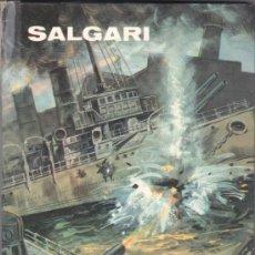Libros de segunda mano: SALGARI Nº 36 GAHE 1ª EDICCION 1975 LA HEROINA DE PUERTO ARTURO- EXCELENTE ESTADO. Lote 46177011