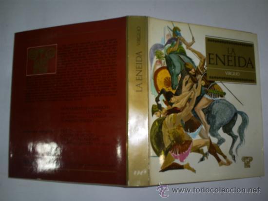 LA ENEIDA VIRGILIO VERÓN EDITOR, 1968. PRIMERA EDICIÓN RM58024 (Libros de Segunda Mano - Literatura Infantil y Juvenil - Novela)