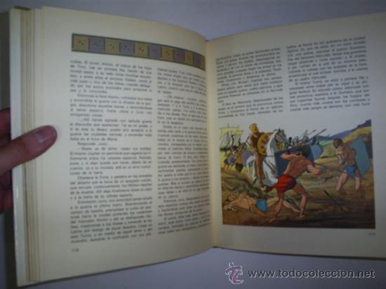 Libros de segunda mano: La Eneida VIRGILIO Verón Editor, 1968. Primera edición RM58024 - Foto 3 - 32110389