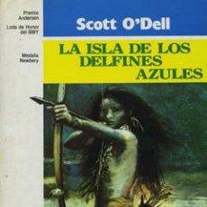 Libros de segunda mano: LA ISLA DE LOS DELFINES - SCOTT O´DELL - NOGUER CUATRO VIENTOS - NUEVO DE KIOSKO. Lote 32571330