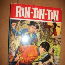 Libros de segunda mano: LIBRO RIN-TIN-TIN - EL ANILLO INDIO - 160 ILUSTRACIONES - BRUGUERA - 225 PAGINAS - 2ª EDICION - 1965. Lote 32636730