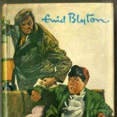 Libros de segunda mano: ENID BLYTON : MISTERIO EN LA CASA DESHABITADA (MOLINO, 1960). Lote 32666561