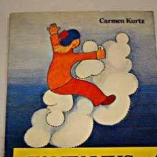 Libros de segunda mano: FANFAMUS - CARMEN KURTZ - NOGUER 1984 - NUEVO DE LIBRERÍA EN PERFECTÍSIMO ESTADO - IMPECABLE. Lote 47612903