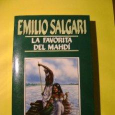 Libros de segunda mano: 49 LA FAVORITA DEL MAHDÍ. Lote 33462276