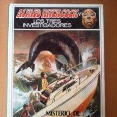 Libros de segunda mano: ALFRED HITCHCOCK Y LOS TRES INVESTIGADORES NÚMERO 35. Lote 33777292