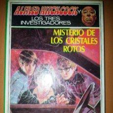 Libros de segunda mano: ALFRED HITCHCOCK Y LOS TRES INVESTIGADORES NÚMERO 38. Lote 33777311