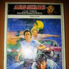Libros de segunda mano: ALFRED HITCHCOCK Y LOS TRES INVESTIGADORES NUEVA ETAPA NÚMERO 1. Lote 87712006