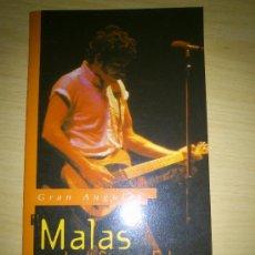 Libros de segunda mano: MALAS TIERRAS DE JORDI SIERRA I FABRA - 3ª EDICIÓN 1996 - COLECCIÓN GRAN ANGULAR EDICIONES SM. Lote 34140387