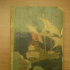 Libros de segunda mano: LIBRO EL HIJO DEL LEON DE DAMASCO - EMILIO SALGARI . Lote 34211572