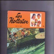 Libros de segunda mano: LOS HOLLISTER EN EL MAR - JERRY WEST. Lote 34666661