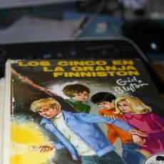 Libros de segunda mano: LIBRO ENID BLYTON LOS CINCO EN LA GRANJA FINNISTON . Lote 35146840