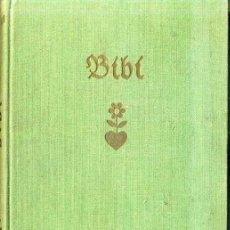Libros de segunda mano: KARIN MICHAELIS : BIBÍ (JUVENTUD, 1948). Lote 35564212