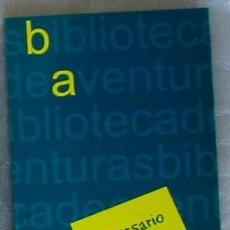 Libros de segunda mano: EL CORSARIO NEGRO - EMILIO SALGARI - ED. EXTREMADURA 2004 - VER DESCRIPCIÓN. Lote 207027533