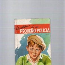 Libros de segunda mano: AVENTURAS DE UN PEQUEÑO POLICIA - G. BERNARDI - EDICIONES PAULINAS - II EDICION AÑO 1963. Lote 35578607