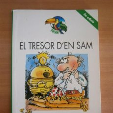 Libros de segunda mano: LIBRO EL TRESOR D'EN SAM EN CATALAN. LLIBRE EN CATALÀ. M. TERESA ARETZAGA. 2 EDICIÓN. TUCAN. * IMARQ. Lote 35580896