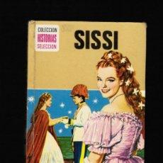 Libros de segunda mano: COLECCION HISTORIAS SELECCION Nº 1 - SISSI - BRUGUERA 1979. Lote 35736521