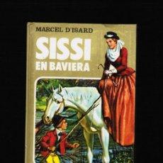 Libros de segunda mano: COLECCION HISTORIAS SELECCION Nº 8 - SISSI EN BAVIERA - BRUGUERA 1975.2ª ED 8ª ED.. Lote 35736733