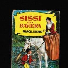 Libros de segunda mano: COLECCION HISTORIAS Nº 139 - SISSI EN BAVIERA - BRUGUERA 1961. 1ª ED.. Lote 35756668