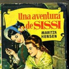 Libros de segunda mano: HISTORIAS BRUGUERA : UNA AVENTURA DE SISSI (1963). Lote 35948048