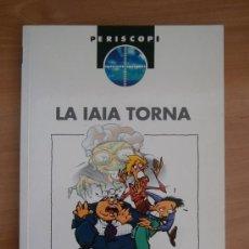 Libros de segunda mano: LIBRO LA IAIA TORNA EN CATALAN. LLIBRE EN CATALÀ. ANTHONY HOROWITZ. PERISCOPI. EDEBÉ. * IMARQ. Lote 35952796
