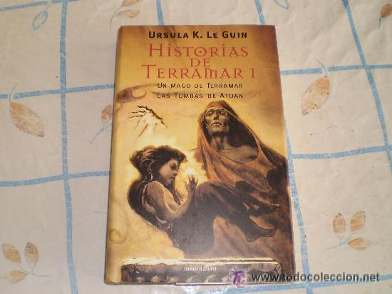 HISTORIAS DE TERRAMAR URSULA K. LE GUIN ED. MINOTAURO (Libros de Segunda Mano - Literatura Infantil y Juvenil - Novela)