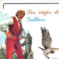 Libros de segunda mano: LOS VIAJES DE GULLIVER (RM, 1978) GRAN FORMATO. Lote 36745485