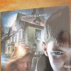 Libros de segunda mano: TORNARAN A BUSCAR-ME DE HATERO Y LAHOZ (LA GALERA). Lote 36755686