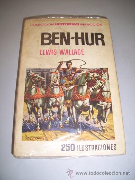 WALLACE, LEWIS. BEN-HUR (Libros de Segunda Mano - Literatura Infantil y Juvenil - Novela)