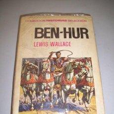 Libros de segunda mano: WALLACE, LEWIS. BEN-HUR. Lote 253868670
