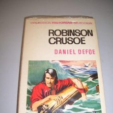Libros de segunda mano: DEFOE, DANIEL. ROBINSON CRUSOE. Lote 36892489