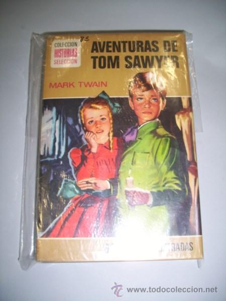 TWAIN, MARK. AVENTURAS DE TOM SAWYER (Libros de Segunda Mano - Literatura Infantil y Juvenil - Novela)