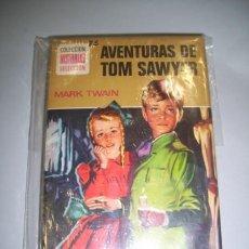 Libros de segunda mano: TWAIN, MARK. AVENTURAS DE TOM SAWYER. Lote 36894777
