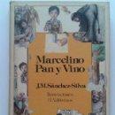 Libros de segunda mano: MARCELINO PAN Y VINO - J. M. SANCHEZ-SILVA - ANAYA - LAURIN. Lote 37122757
