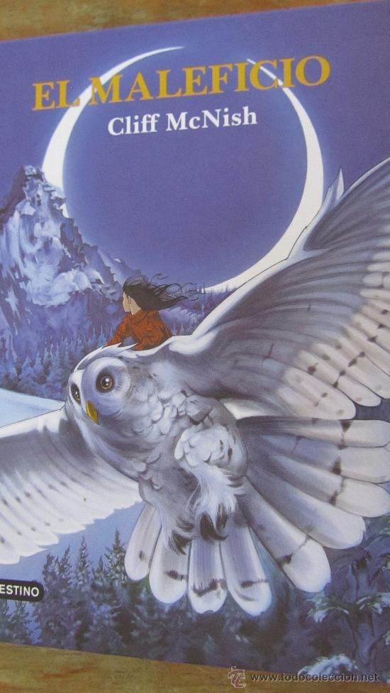 EL MALEFICIO DE CLIFF MCNISH (DESTINO) (Libros de Segunda Mano - Literatura Infantil y Juvenil - Novela)