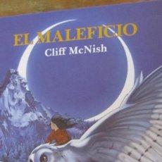 Libros de segunda mano: EL MALEFICIO DE CLIFF MCNISH (DESTINO). Lote 38631403