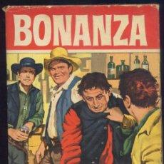 Libros de segunda mano: BONANZA Nº 24 *AVENTURA EN CARSON CITY* - 1ª EDICION 1963. Lote 39093504