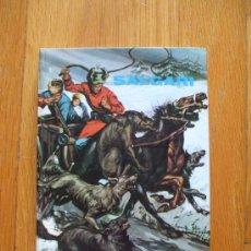 Libros de segunda mano: LOS HORRORES DE LA SIBERIA, SALGARI, EDICIONES GAHE, 1 EDICION. Lote 39209355