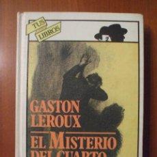 Libros de segunda mano: EL MISTERIO DEL CUARTO AMARILLO, GASTON LEROUX, ANAYA. Lote 39360977