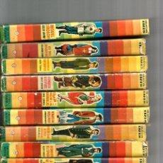 Libros de segunda mano: JULIO VERNE, ALICIA, BEN-HUR, GULLIVER, LEWIS CARROLL, TOM SAWYER, MARK TWAIN,LOS 3 MOSQUETEROS ETC . Lote 39609702