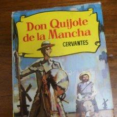 Libros de segunda mano: EL QUIJOTE. ED BRUGUERA. COL. HISTORIAS (NOVELA-CÓMIC). Lote 39678342