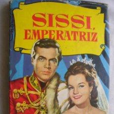Libros de segunda mano: SISSI, EMPERATRIZ. 1960. BRUGUERA. Lote 39800490