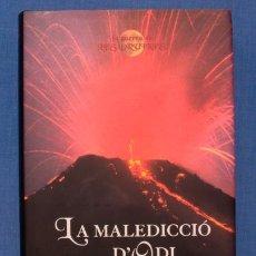 Libros de segunda mano: LA MALEDICCIÓ D'ODI. MAITE CARRANZA. TRILOGIA LA GUERRA DE LES BRUIXES. EDEBÉ, 2007, 1ª ED. CATALÁN. Lote 179009976