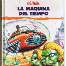 Libros de segunda mano: CLASICOS JUVENILES: Nº 32. LA MAQUINA DEL TIEMPO. H.G. WELLS. GRAFALCO 1991.(B/A42). Lote 40486549