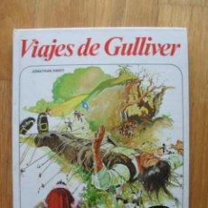 Libros de segunda mano: VIAJES DE GULLIVER, NUEVO AURIGA. Lote 40538429