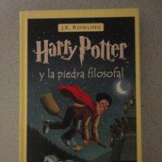 Libros de segunda mano: HARRY POTTER Y LA PIEDRA FILOSOFAL ( Nº 1 ) - J. K. ROWLING. Lote 40634264